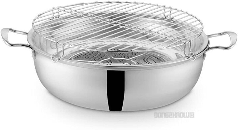 n ° 1 en línea ZERO FAN Grill Grill Grill and Griddle Grill Eléctrico Charcoal Grill- Portable Outdoor Indoor BBQ Acero Inoxidable Sin Humo  Todo en alta calidad y bajo precio.