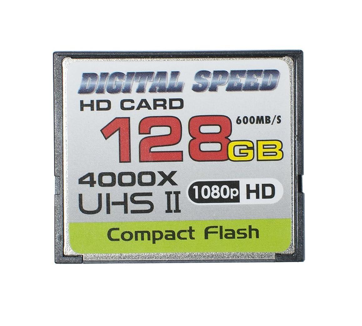 要塞邪魔ゴシップデジタル速度4000?x 128?GB Professional High Speed Mach III 600?MB / sエラーフリーCF