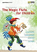 Magic Flute for Children [DVD]