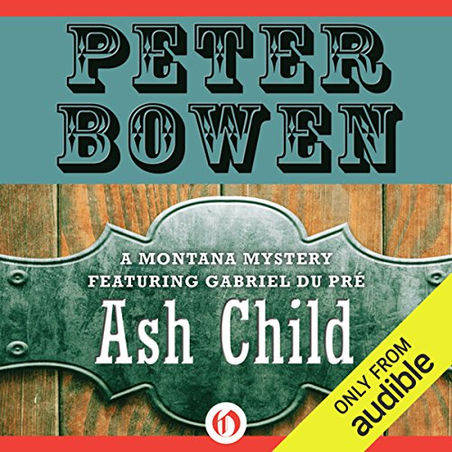 Ash Child audiobook cover art