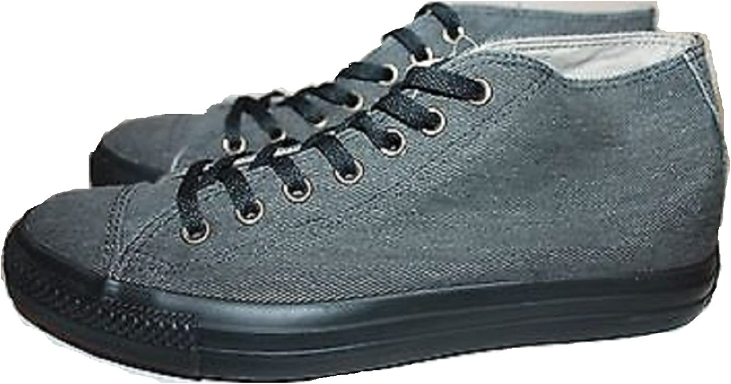 Converse All Star Men's Ct Clean Mid Black