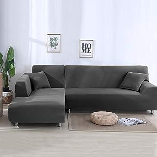 Comficent Funda Cubre Sofá Chaise Longue, Protector para