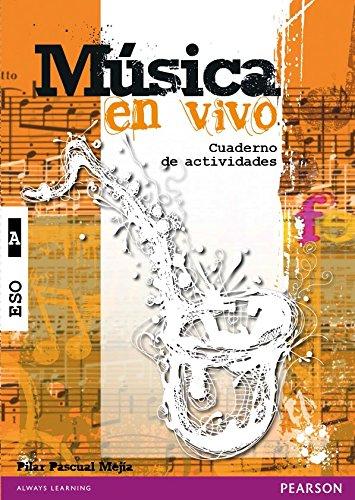 Música en vivo A cuaderno de actividades - 9788420562186