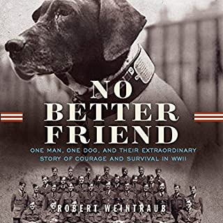 No Better Friend audiobook cover art