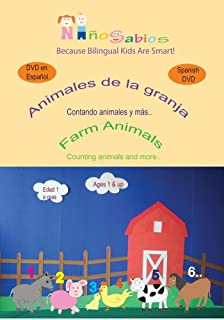 Los Animales de la Granja - The Farm Animals