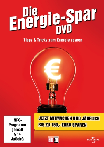 Die Energie-Spar DVD