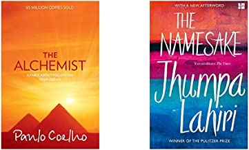 The Alchemist + The Namesake (Set Of 2 Books)