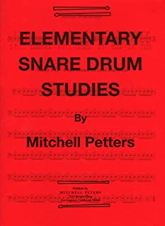 TRY1063 - Elementary Snare Drum Studies