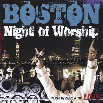 Boston Night of Worship