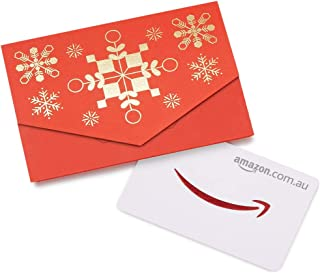 Amazon.com.au Gift Card for Custom Amount in a Mini Envelope