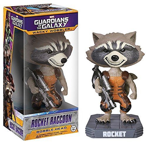 Wobbler: Marvel: Guardianes de la Galaxia: Rocket