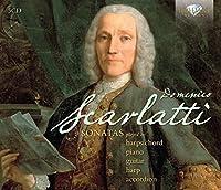 Sonatas by DOMENICO SCARLATTI (2013-06-25)