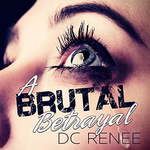 A Brutal Betrayal audiobook cover art