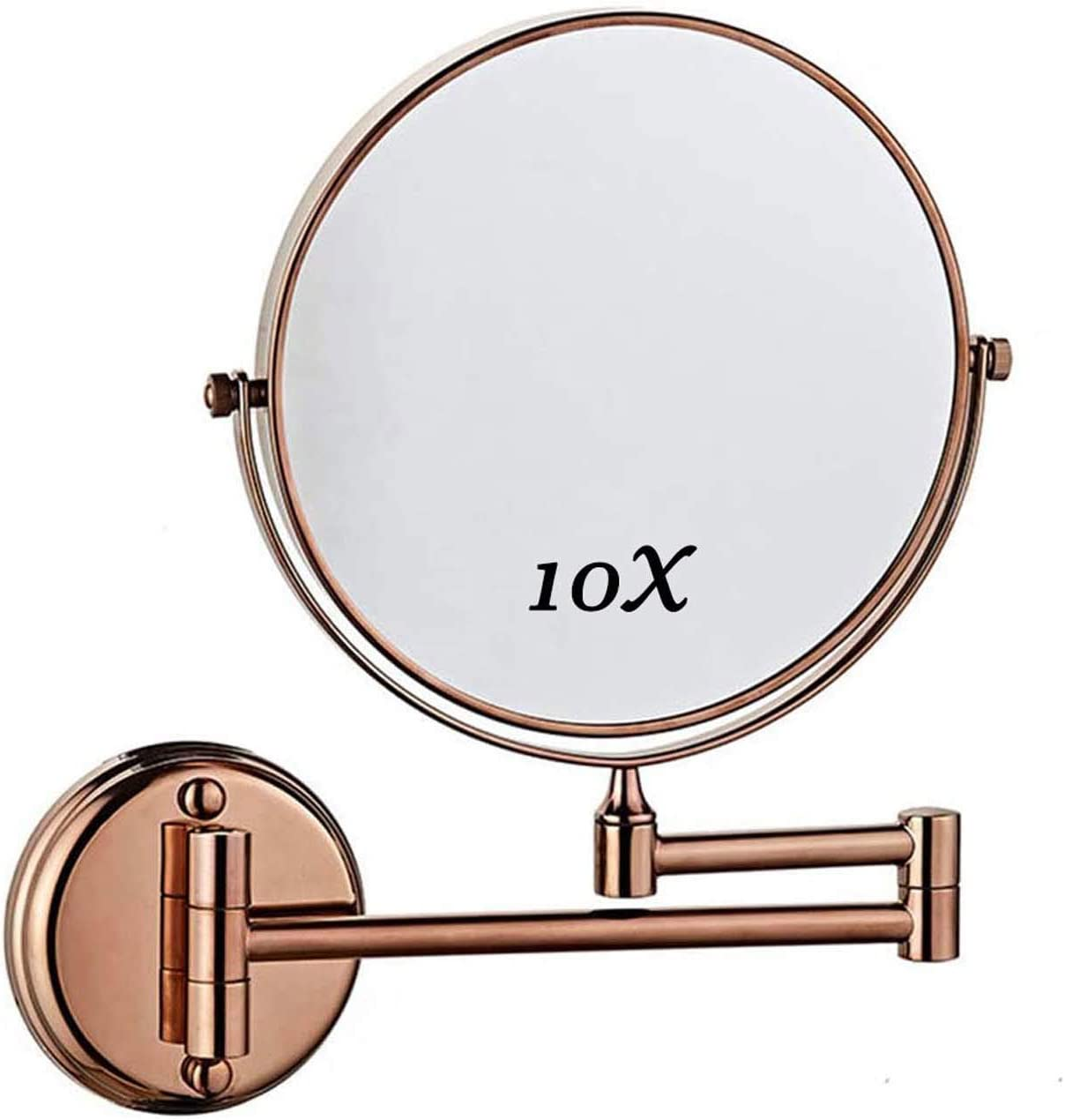 Opening large release sale ZHCHL Makeup Mirror Wall Max 60% OFF Mounted with Magnification Magnify 10X