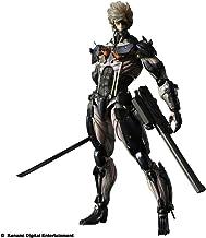 Metal Gear Rising Revengeance Play Arts Kai Lightning Custom Body Yellow by Square Enix