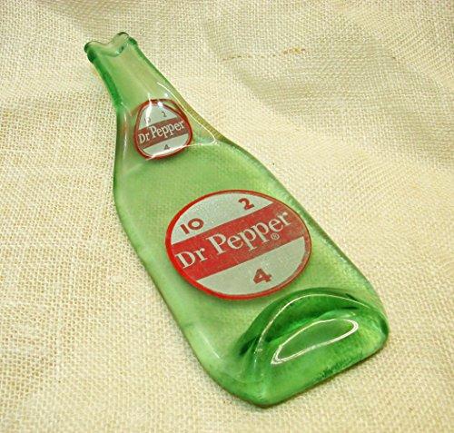 Bottles 4 dr pepper 2 old 10 6 1/2