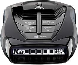 Cobra RAD 480i Laser Radar Detector – Long Range Detection, Bluetooth, iRadar App, LaserEye Front and Rear Detection, Next...