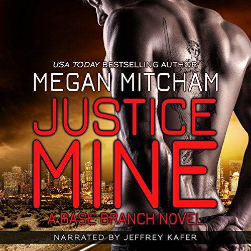 Justice Mine audiobook cover art