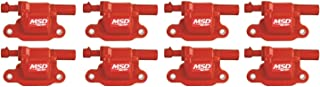 MSD 82658 Ignition Coil, (Pack of 8)