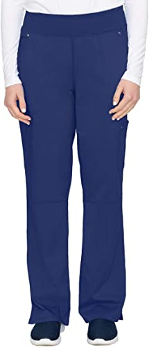 healing hands Purple Label Women's Tori Pant – Five Pocket Cargo Scrub Pant