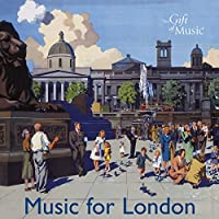 Music for London by The Band of the Welsh Guards (2008-01-01)