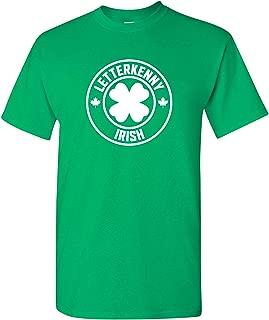 Letterkenny Irish - St Patrick's Day Shamrock Lucky Charm T Shirt