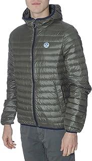 NORTH SAILS Roger Men's Down Jacket Lead/Grey