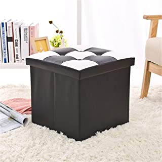 Collapsible Toy Storage Organizer Toy Box Folding Storage For Kids Bedroom Perfect For Household Storage  Fabrics Toys  Color Black  Size Free size