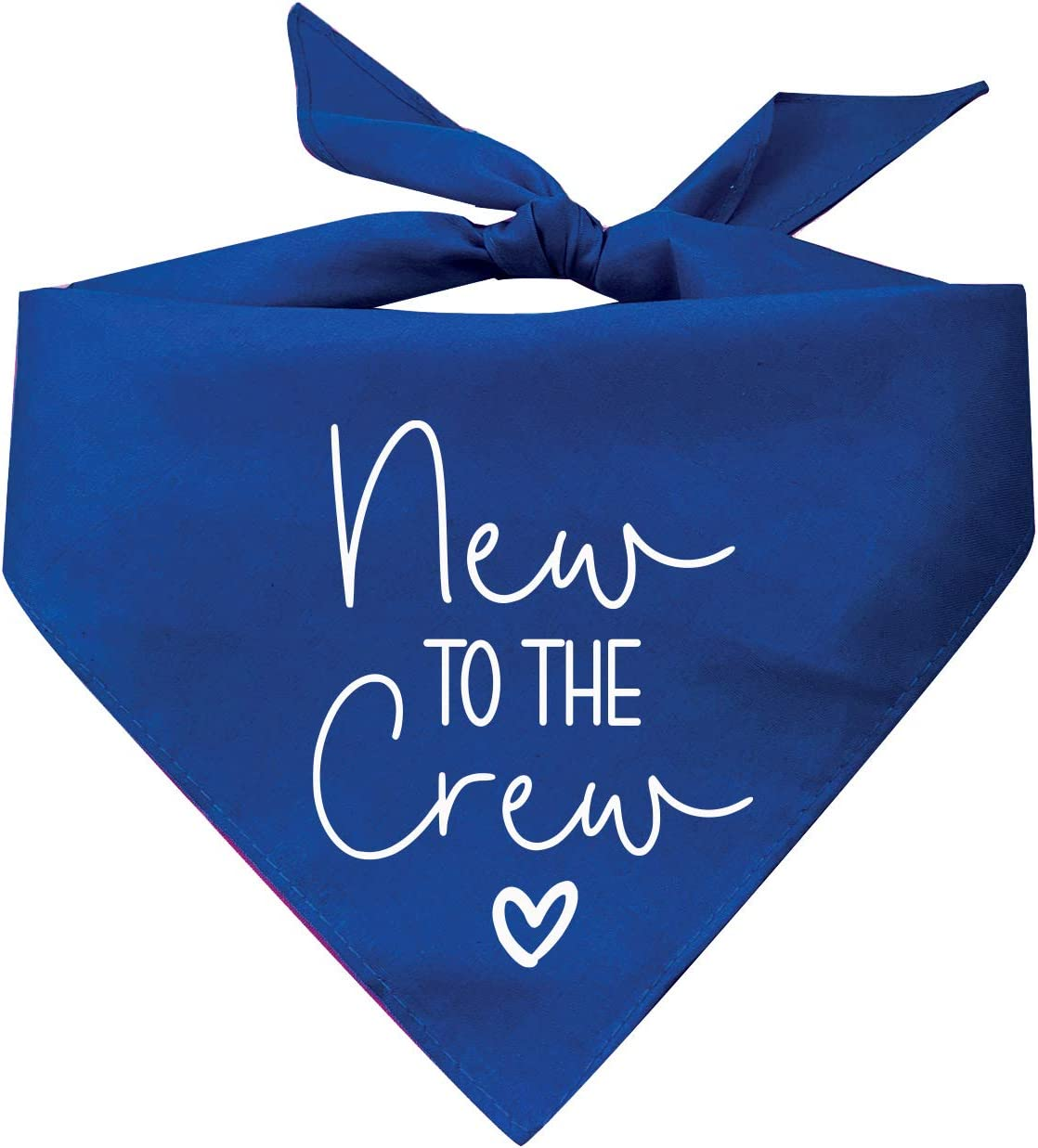 New to The Quantity limited Crew Triangle In a popularity Colors Bandana Dog Assorted