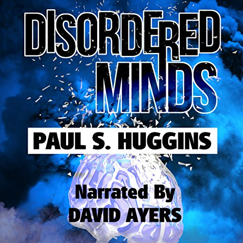 Disordered Minds audiobook cover art