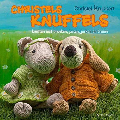 Christels knuffels: beesten met broeken, jassen, jurken en truien