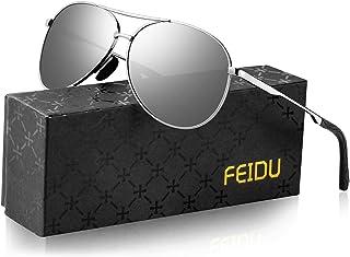 نظارات شمسية بولاريزد افياتور للرجال - فيدو بولارايزد افياتور نظارات شمسية للرجال FD9002