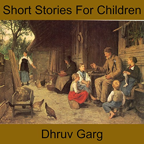 Short Stories for Children audiobook cover art