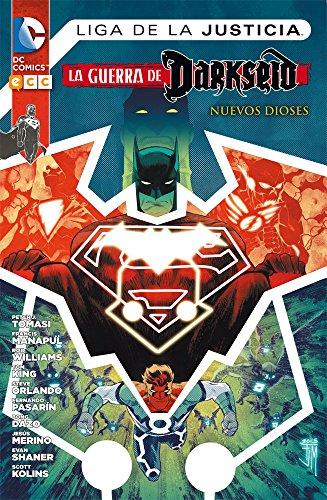 Liga de la Justicia: La guerra de Darkseid