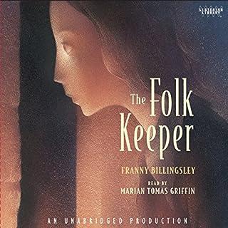 The Folk Keeper audiobook cover art