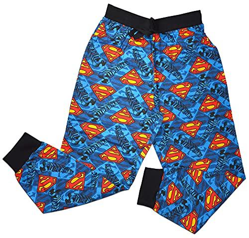 Pantalón de salón para Hombre Superman Logo S