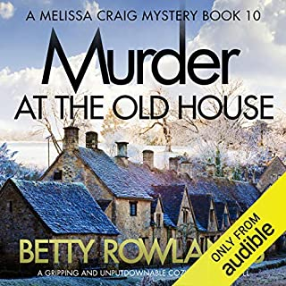Murder at the Old House: A gripping and unputdownable cozy mystery novel cover art