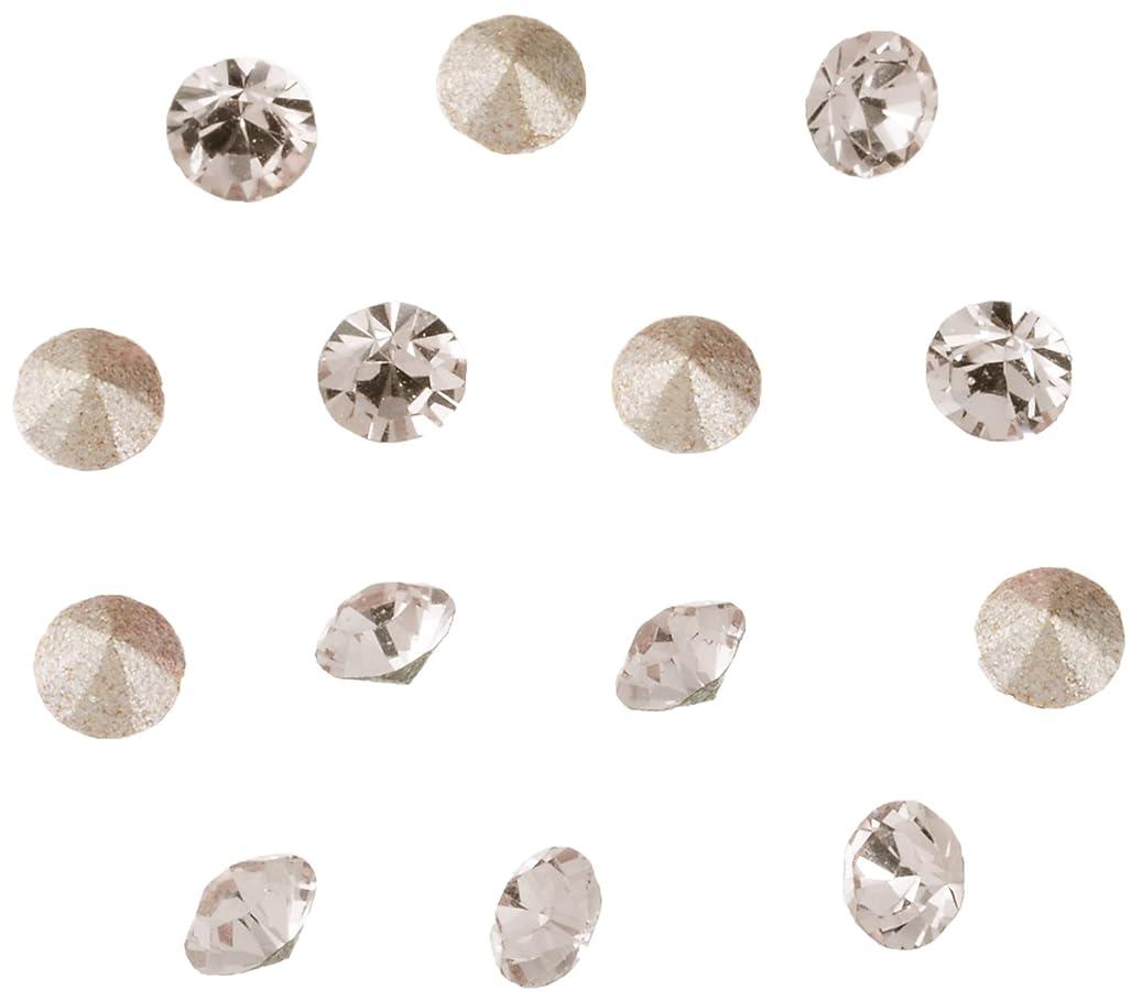 エイリアンスカート登録ネイルアートパーツ Vカットストーン クリスタル PP15   約2.1~2.2mm