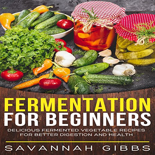 Fermentation for Beginners cover art