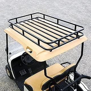 EZGO TXT Golf Cart Roof Rack Storage System