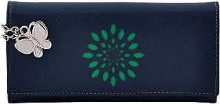 (Butterflies Women Wallet (Navy Blue) (BD BNS 2004NBL)