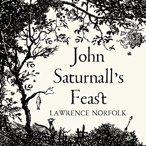 John Saturnall's Feast audiobook cover art