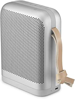 Bang & Olufsen Beoplay P6 Bluetooth Speaker, Powerful and Portable Wireless Splash and Dust Resistant Speaker, with up to ...
