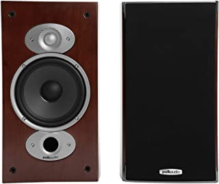 Polk Audio RTIA3 Bookshelf Speakers (Pair) | Dynamic Balance & Power Port Plus | High Performance Speakers | 40-27000 HZ (...