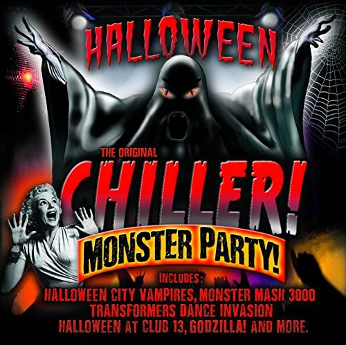 Halloween Chiller Dance Party product image