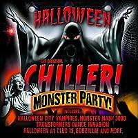 Halloween Chiller Dance Party!