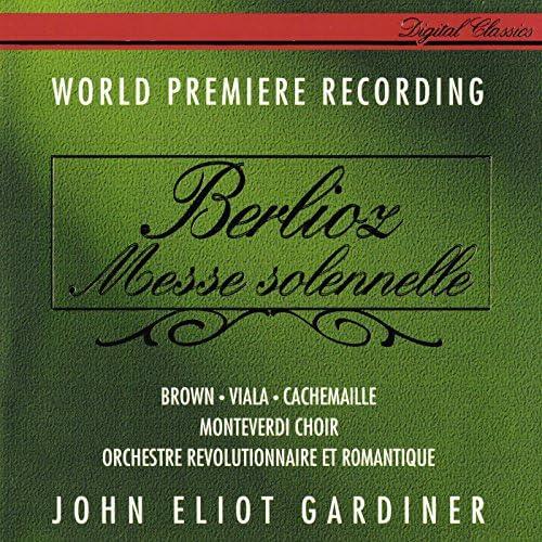 John Eliot Gardiner, Donna Brown, Jean-Luc Viala, Gilles Cachemaille, Monteverdi Choir & Orchestre Révolutionnaire et Romantique