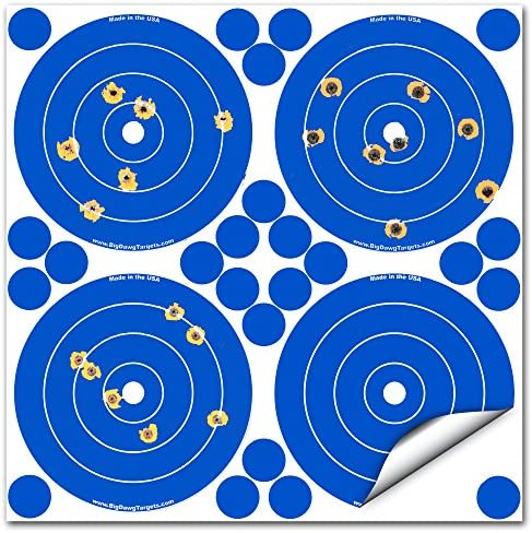 Top 10 Best pistol targets