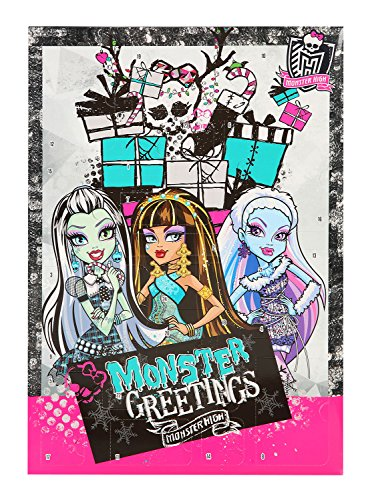 Adventskalender Monster High