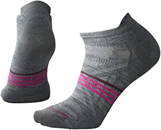 Women's PhD Outdoor Ultra Light Micro Socks (Medium Gray) Large